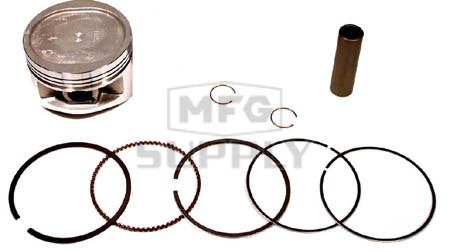 "50-541-04 - ATV .010"" (.25 mm) Piston Kit For Yamaha: '93-01 YFM 400 F/FW"