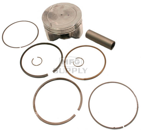 "50-542-04 - ATV .010"" (.25 mm) Piston Kit For Yamaha: '98-01 YFM 600"