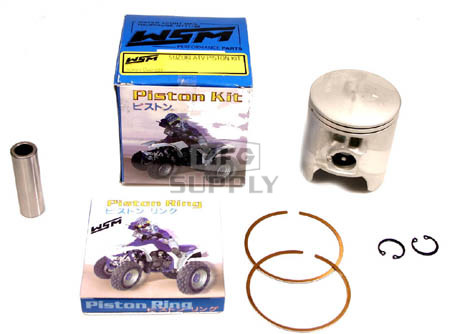 "50-600-04 - ATV .010"" (.25 mm) Over Piston Kit For Suzuki LT250R"