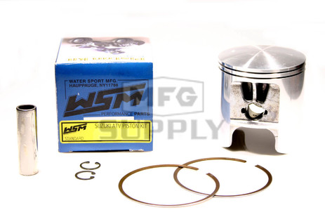 "50-605-06 - ATV .030"" (.75 mm) Over Piston Kit For Suzuki LT500R"