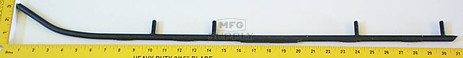"505-118 - 4"" X-Calibar Carbide Runners. Fits 92-94 higher powered Arctic Cat Snowmobiles.. 31"", 4 studs. (Sold as pair.)"