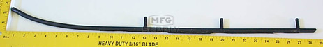 "505-204 - 4"" X-Calibar Carbide Runners. Fits all 88-05 models Polaris models with steel skis. (Sold as pair.)"