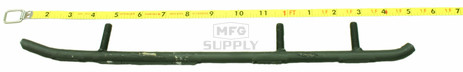"""505-431 - 4"""" X-Calibar Carbide Runners. Fits 03 & newer Ski-Doo Camoplast Blow-Molded Skis. (Sold as pair.)"""