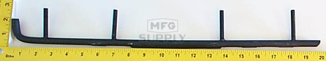 "506-120 - 6"" X-Calibar Carbide Runners. Fits 97 and newer Arctic Cat models with Plastic Skis."