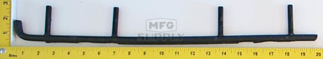 "507-120 - 8"" X-Calibar Carbide Runners. Fits 97 and newer Arctic Cat models with Plastic Skis."