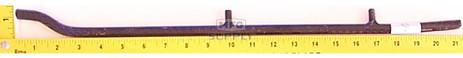 510-425 - Ski-Doo Wearbar. Fits 89-91 Cheyenne, 87-91 Nordik, 84-87 Skandic 377R (Sold each.)