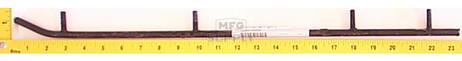 510-616 - Yamaha Wearbar. Fits 83-99 mid to high power Yamaha Snowmobiles. (Sold each.)