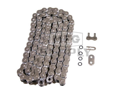 525O-RING-122 - 525 O-Ring ATV Chain. 122 pins