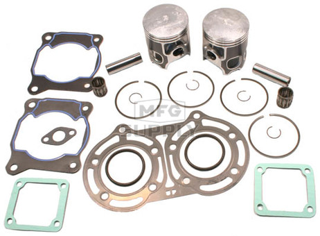 "54-520-11 - ATV .010"" (.25 mm) Top End Rebuild Kit for YFZ 350T Banshee"