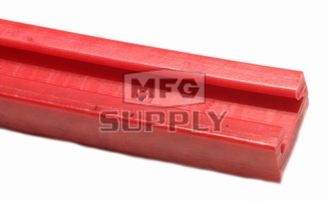 "550-219-82 - Polaris Slide Red (sold each). Edge RMK/SKS, 136"" to 159"" track."