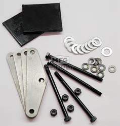 570-451 - TCS Ski Mounting Bracket Kit - Ski-Doo