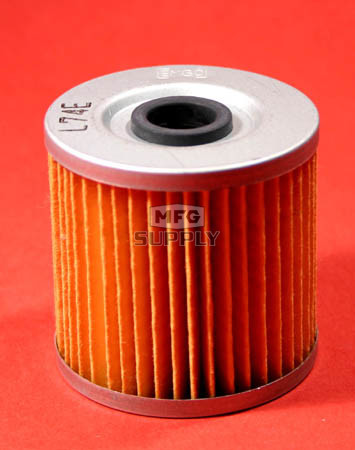 FS-700 - Oil Filter Element for many 250 & 300 Kawasaki  Lakota, Bayou, Praiire & Majave ATVs