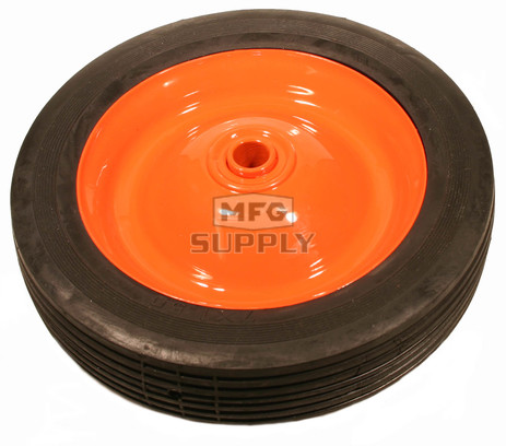 "6-2997 - 7"" X 1.50"" Power Trim 332 Steel Wheel with 1/2"" ID Ball Bearing"