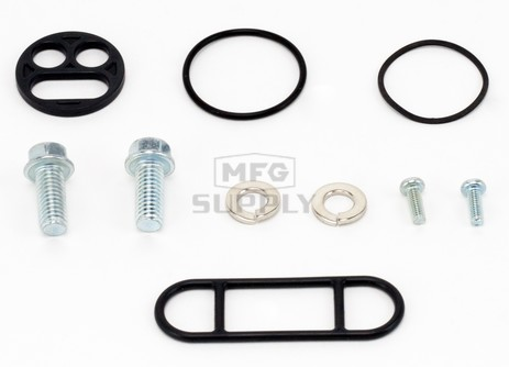60-1000 Yamaha Aftermarket Fuel Tap Repair Kit for Various 1985-2018 ATV's, Dirt Bikes, and Motorcycles