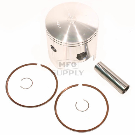 639M08150 - Wiseco Piston for Polaris 350cc 2 Stroke .060 oversize.