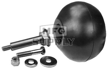 """7-12018 - Exmark 109-1098 5"""" Deck Wheel & Hardware Kit"""