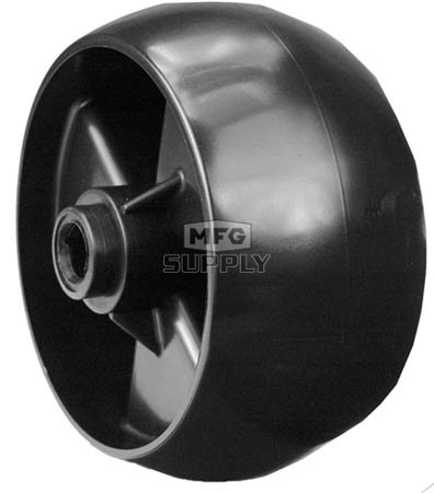 "7-12648 - 5"" x 2-5/8"" Cub Cadet 734-04155 Deck Wheel"