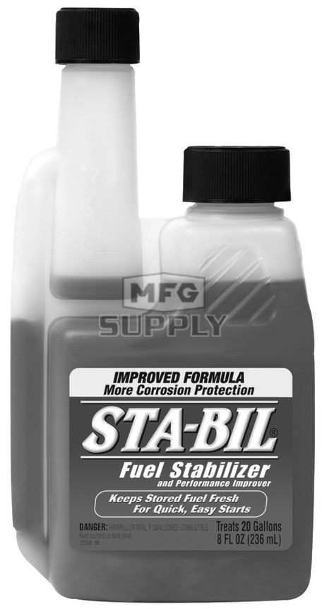 33-7096 - 8 Oz. Sta-Bil Fuel Stabilizer