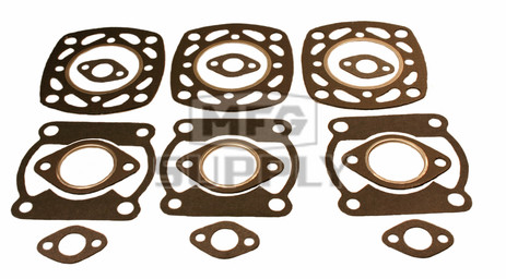 710175 - Polaris Pro-Formance Gasket Set. 83-87 600cc LC/3