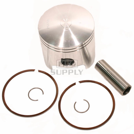 721M07500 - Wiseco Piston for Polaris 300cc 2 stroke. .020 oversize
