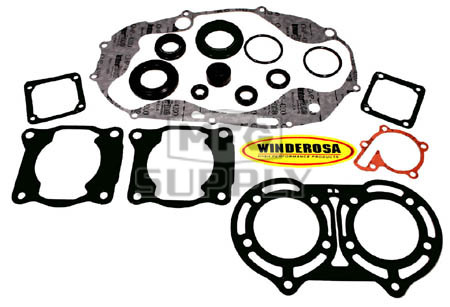 811812 - Yamaha Banshee Complete Gasket Set with Oil Seals.