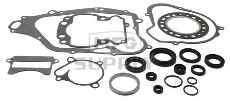 811834 - Suzuki ATV Complete Gasket Set with oil seals