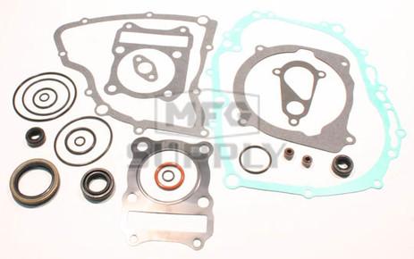 811848 - Suzuki ATV Complete Gasket Set with oil seals