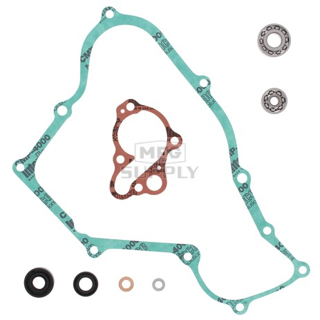 821212 Honda Aftermarket Water Pump Rebuild Kit for 1985-2007 CR80R & RB and CR85R & RB Dirt Bikes