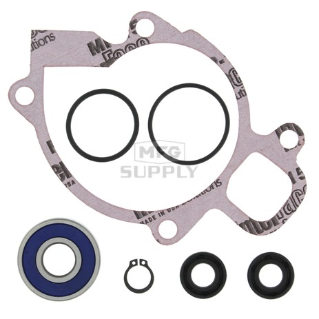 821318-W1 KTM Aftermarket Water Pump Rebuild Kit for some 1998-2009 Dirt Bikes with 250-525cc Engines