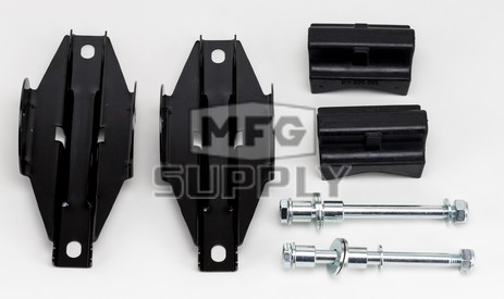 900MKA-4 - Arctic Cat & Yamaha Camoski Mounting Kit. (ProCross / ProClimb, 10mm bolt) (1 pair)