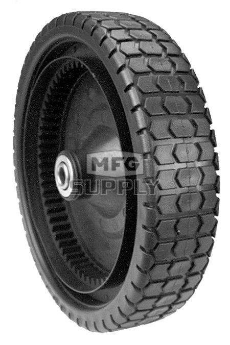 "7-9674 - 8"" Plastic Wheel for Flymo"