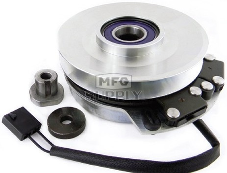 """97776 - Electric PTO Clutch 1-1/8"""" ID, 6-5/16"""" Pulley"""