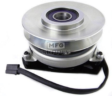 """97777 - Electric PTO Clutch 1"""" ID, 5-11/32"""" CCW Pulley"""