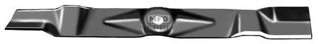 """15-9959 -21 15/32  John Deere M139802 Mulching Blade for Scott Yard 42"""" Mower"""