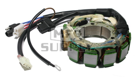 Stator for 1997-2001 Twin Cylinder Arctic Cat Snowmobiles with EFI