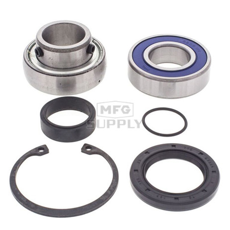Snowmobile Drive Shaft & Jack Shaft Bearing & Seal Kit for many early 1990's Polaris Snowmobiles