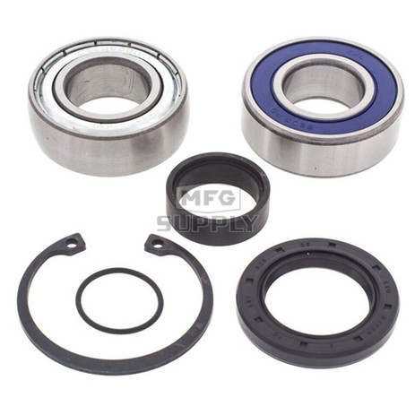 Snowmobile Drive Shaft & Jack Shaft Bearing & Seal Kit for many 1997-2007 Polaris Snowmobiles