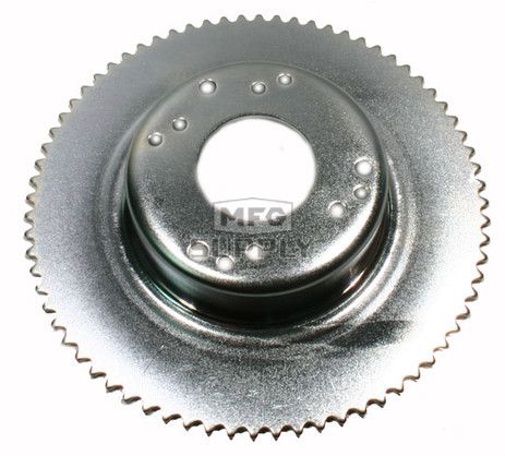 AZ2218-OD - 72 Tooth Sprocket/Drum Assembly - Machined OD
