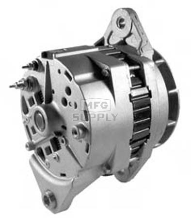 ADR0046 - Replaces Delco 21SI Alternator. 12 volts, 115 Amp.