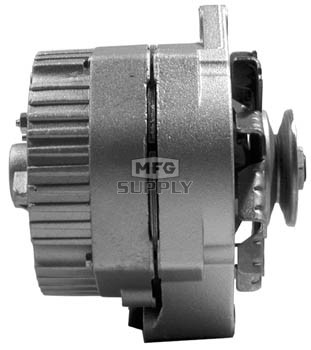 ADR0152 - Universal Alternator. Works to replace generators on older equipment. 12 volts, 65 amps.
