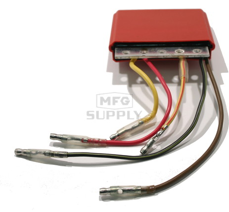 APO6005 - Voltage Regulator for many 94-97 Polaris 400cc, 425cc & 500cc models ATV.