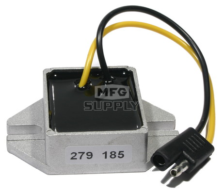 APO6018 - Polaris Voltage Regulator. Fits many 2000-2015 Snowmobiles.
