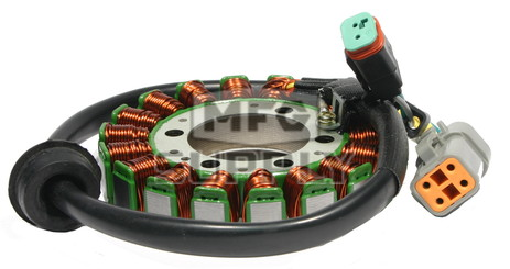 Stator for many 2003-2010 Ski-Doo Snowmobiles