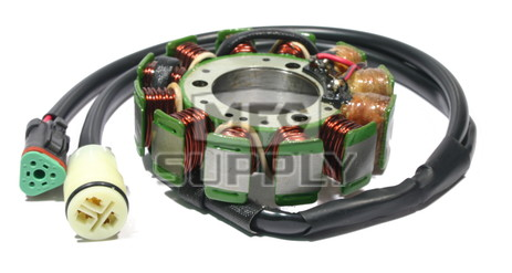 Stator for many 1999-2002 Ski-Doo Snowmobiles