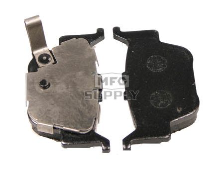 FS-408 - Honda Aftermarket Rear Brake Pads for Various 2003-2019 ATV & UTV Models