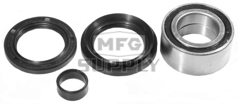 25-1005 - Honda Front Wheel Bearing Kit with Seals. Many 95-05 TRX 400/450/500/650 ATVs