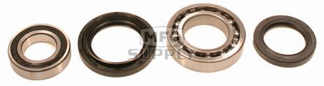 25-1012 - Yamaha Rear Wheel Bearing Kit with Seals. 00-04 YFM400/450 Kodiak ATVs