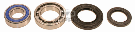 AT-06607 - Yamaha Rear Wheel Bearing Kit with Seals. 96-99 YFM250/350/600 ATVs