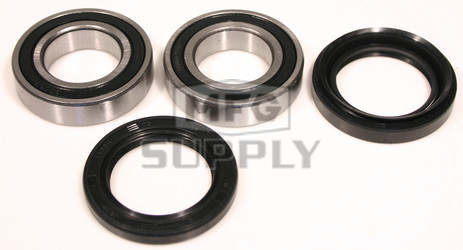 25-1108-H2 - Yamaha Front Wheel Bearing Kit with Seals. Many 87-14 YFB250/YFM350/YFM400 ATVs