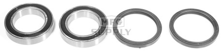 AT-06617 - Honda Rear Wheel Bearing Kit with Seals. 85-14 Sportrax ATVs